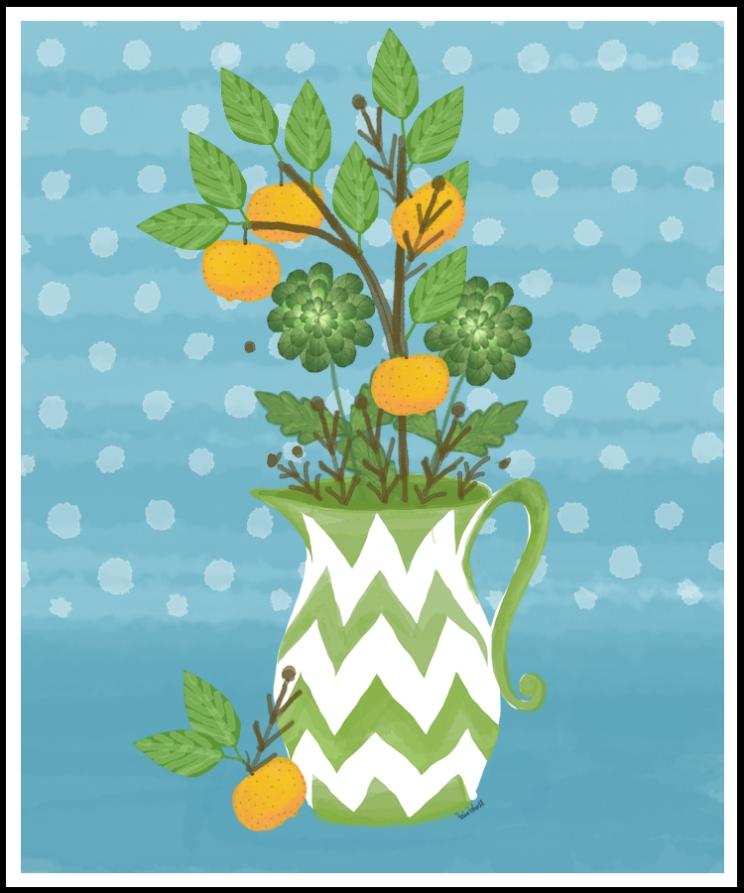 winter clementine