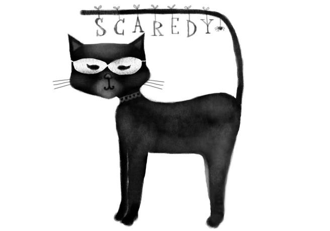 Scaredy Kat