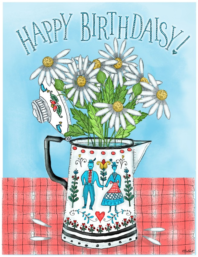 Happy Birthdaisy!
